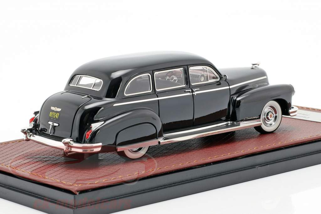 Cadillac Fleetwood 75 année de construction 1947 noir 1:43 GLM