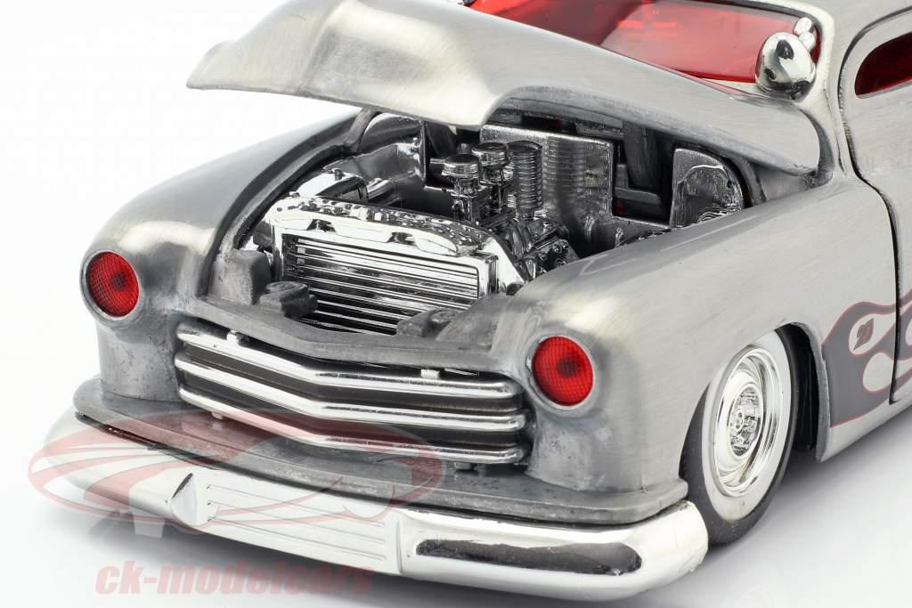 Mercury year 1951 silver 1:24 Jada Toys