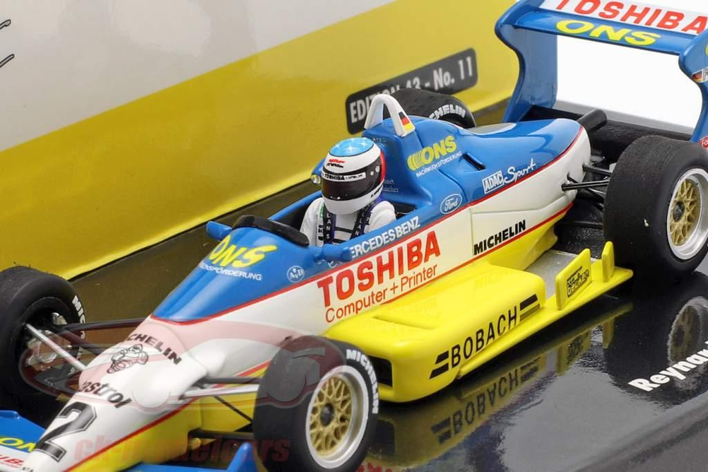 Michael Schumacher Reynard F893 #2 tysk F3 Championship 1989 1:43 Minichamps