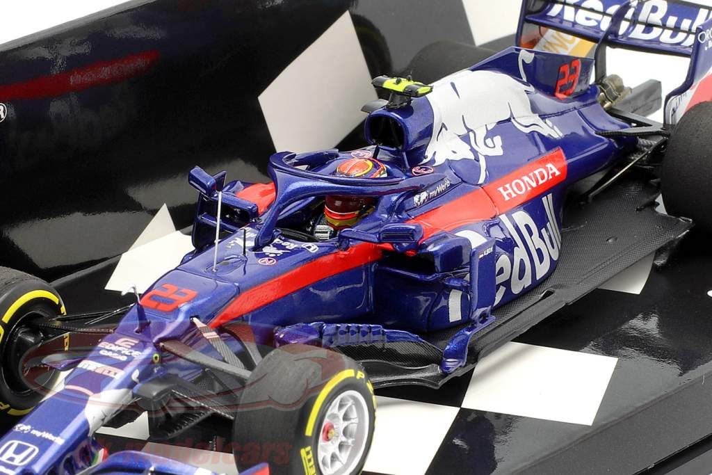 Alexander albon Scuderia Toro Rosso STR14 #23 formule 1 2019 1:43 Minichamps