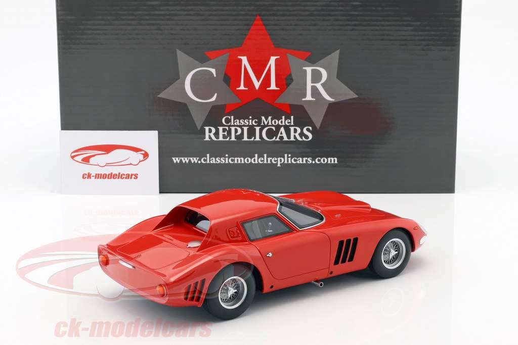 1:18 CMR ferrari 250 gto 1964 red