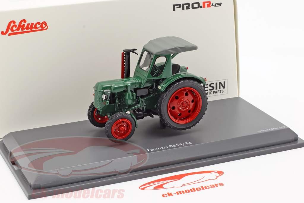 Famulus RS14/36 trattore verde 1:43 Schuco