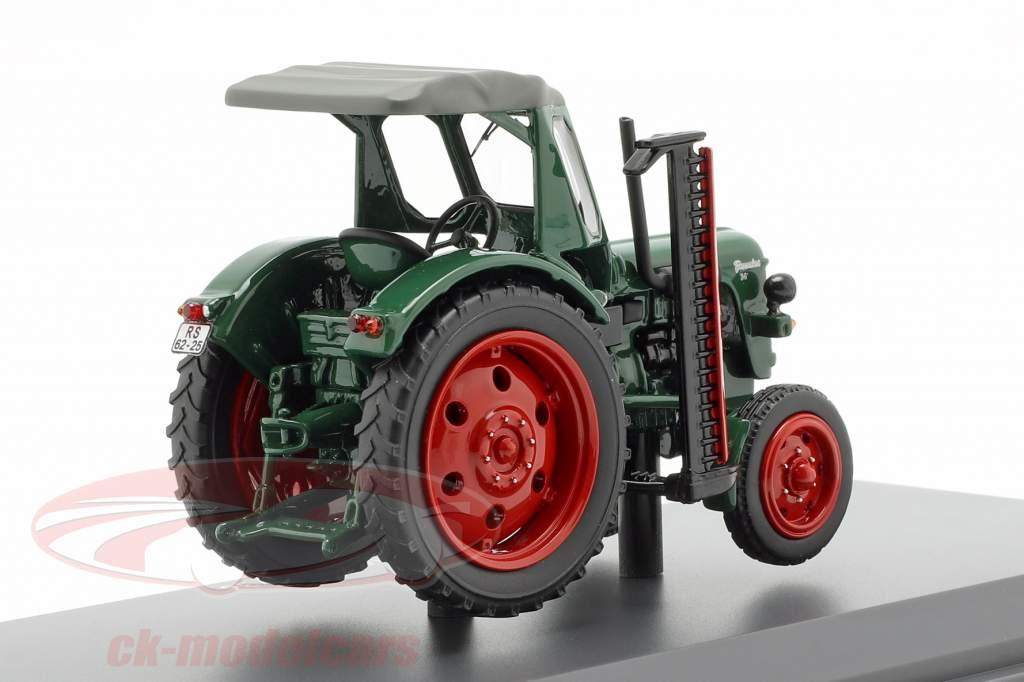 Famulus RS14/36 trator verde 1:43 Schuco