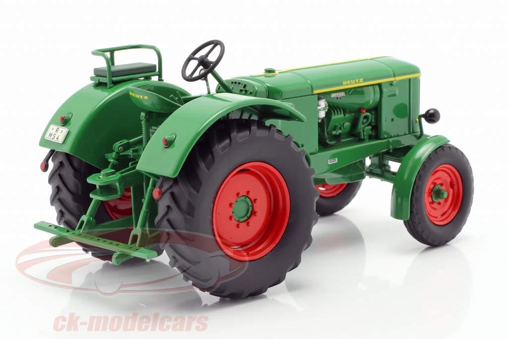 Deutz F4 L 514 tractor groen 1:32 Schuco