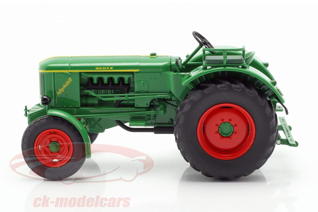 Deutz F4 L 514 tractor verde 1:32 Schuco