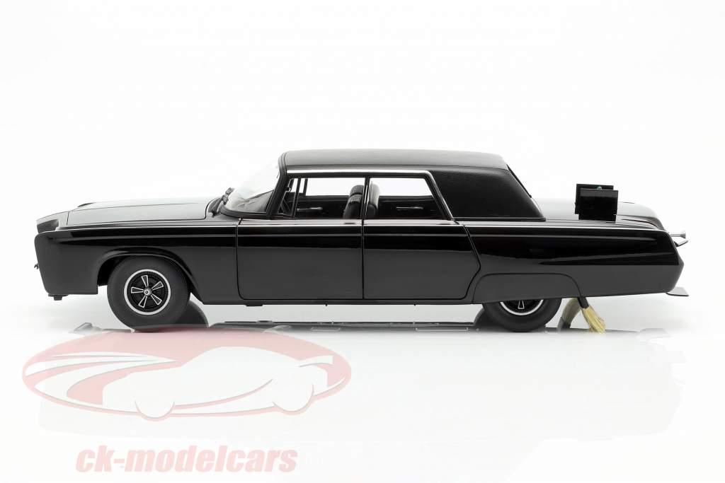 Chrysler Imperial Black Beauty Green Hornet 1966-1967 schwarz 1:18 AUTOart