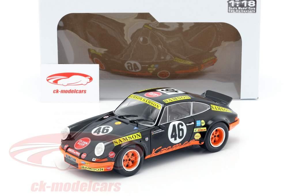 Porsche 911 Carrera RSR #46 1000km Spa 1973 Fitzpatrick, Schickentanz 1:18 Solido