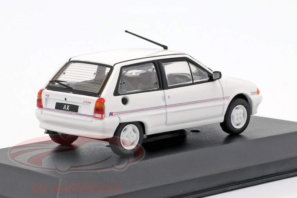 Citroen AX Kway Baujahr 1988 weiß 1:43 Solido