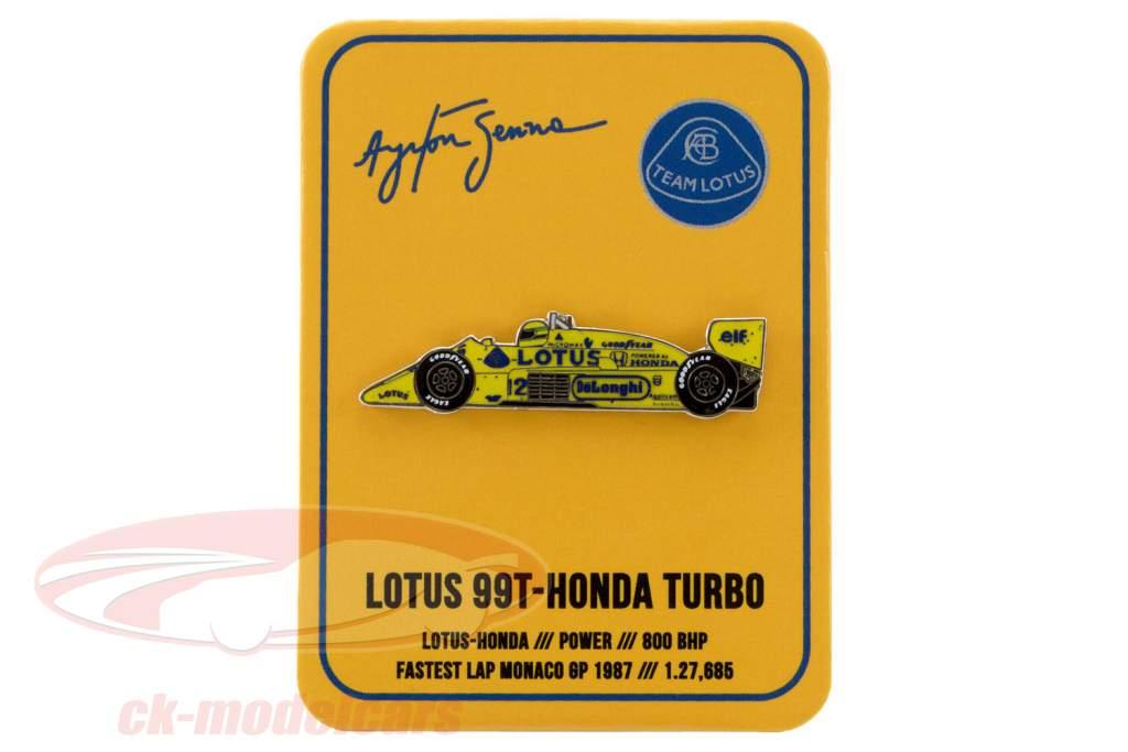 Ayrton Senna perno 1 ° vittoria Monaco GP formula 1 1987