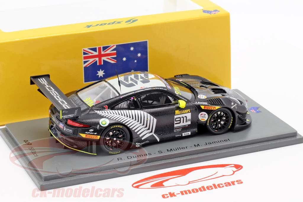 Porsche 911 GT3 R #911 12h Bathurst 2019 Dumas, Jaminet, Müller 1:43 Spark