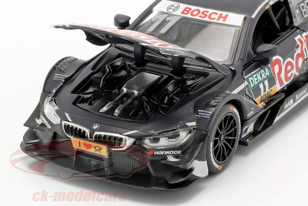 BMW M4 DTM #11 DTM 2017 Marco Wittmann 1:32 RMZ