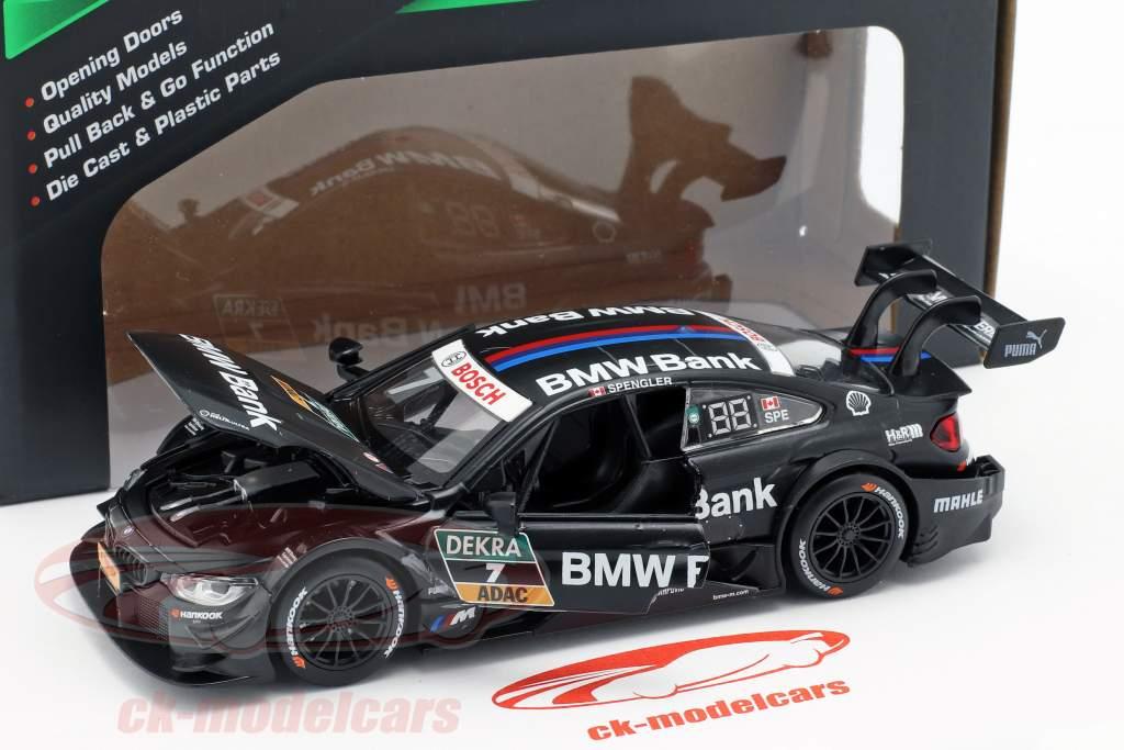 BMW M4 DTM #7 DTM 2017 Bruno Spengler 1:32 RMZ