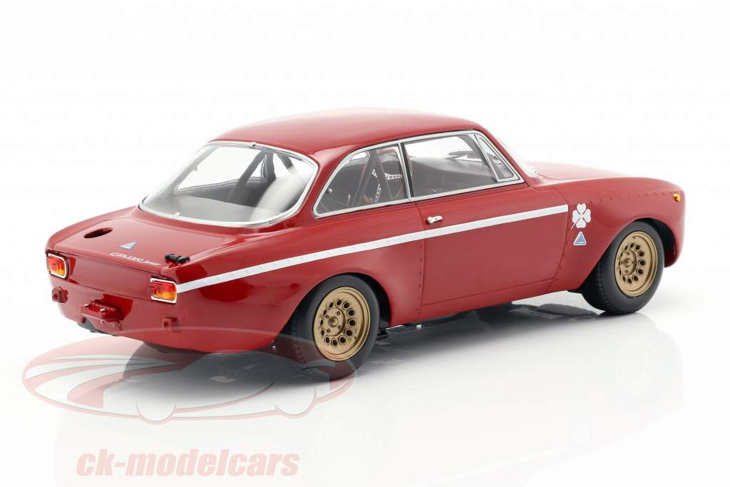Alfa Romeo GTA 1300 Junior Baujahr 1971 rot 1:18 Minichamps
