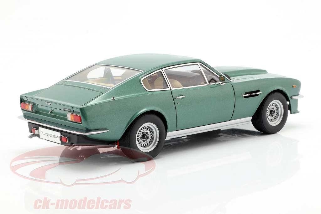 Aston Martin V8 Vantage ano 1985 verde 1:18 AUTOart