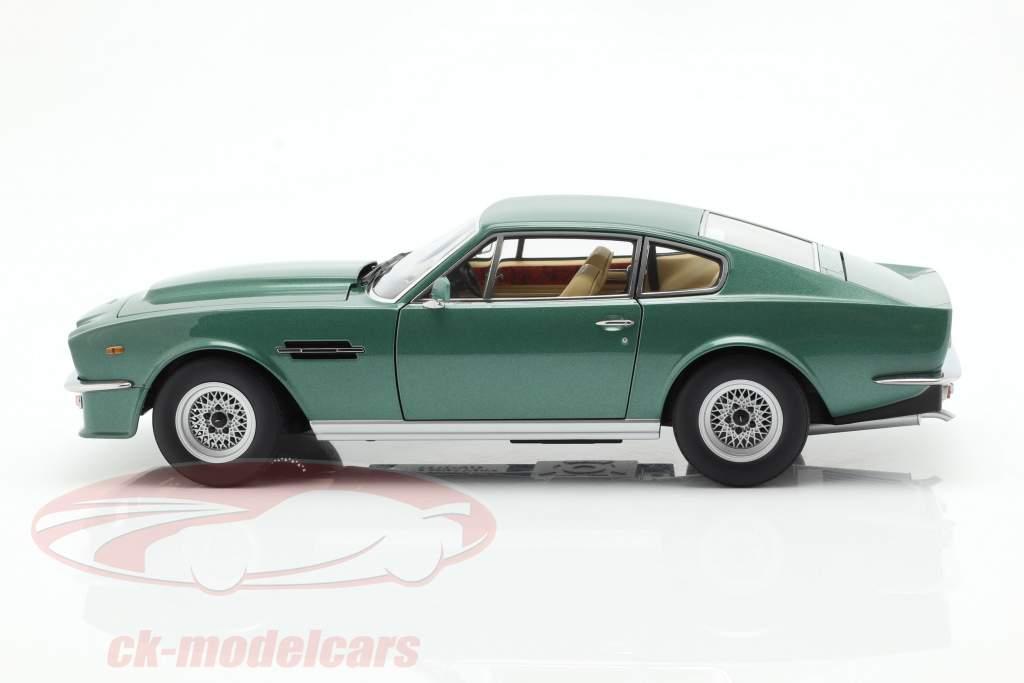 Aston Martin V8 Vantage Year 1985 green 1:18 AUTOart