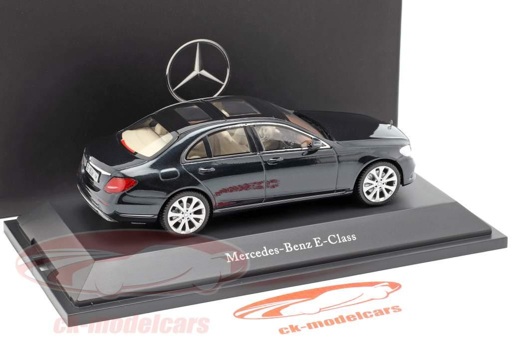 Mercedes-Benz Clase E W213 kallait verde 1:43 Kyosho MB