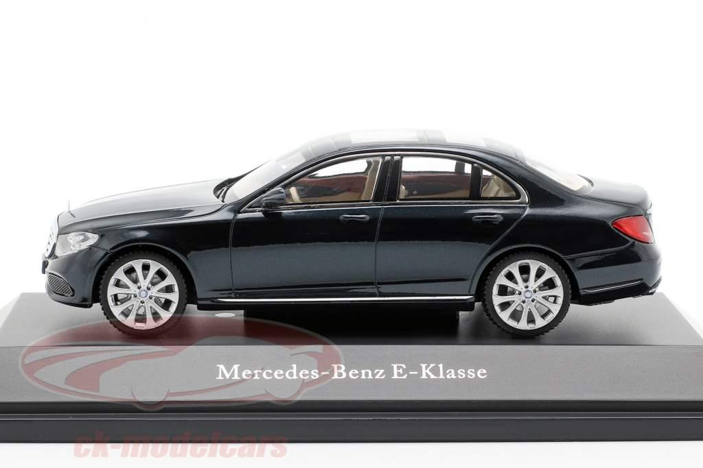Mercedes-Benz E-Class W213 kallaite green 1:43 Kyosho MB
