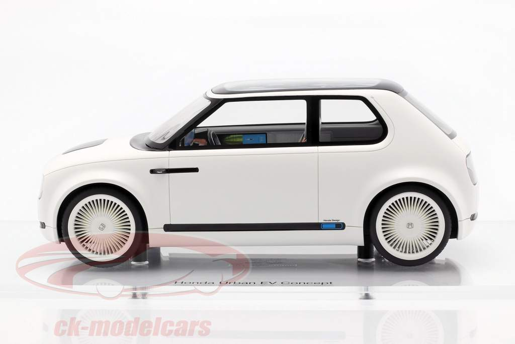 Honda Urban EV Concept Car 2017 mat wit 1:18 DNA Collectibles