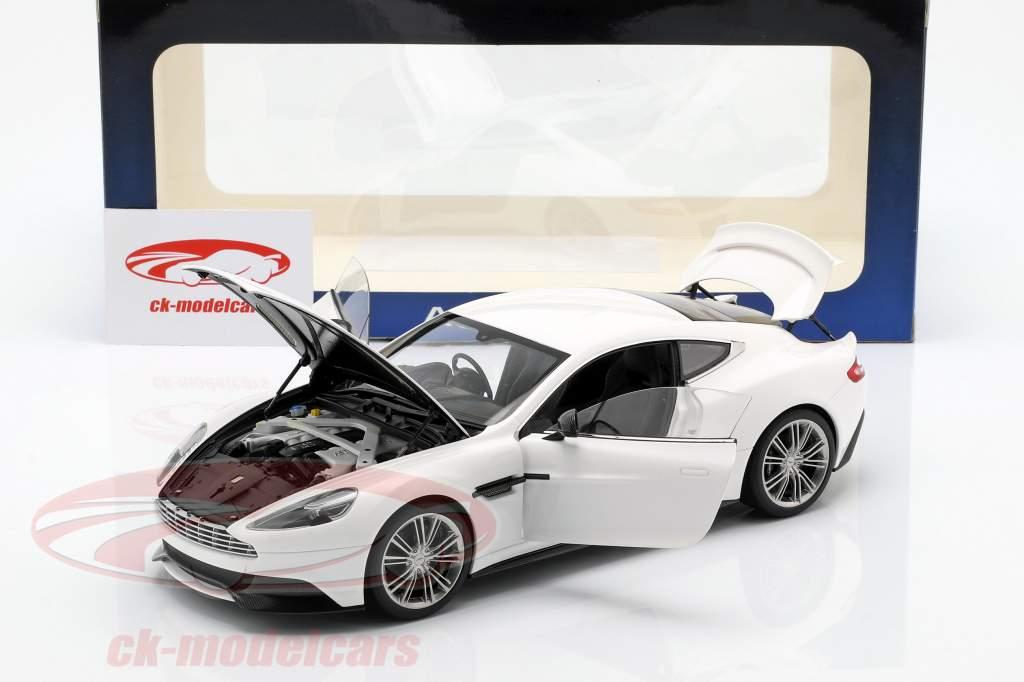 Aston Martin Vanquish Baujahr 2015 weiß 1:18 AUTOart