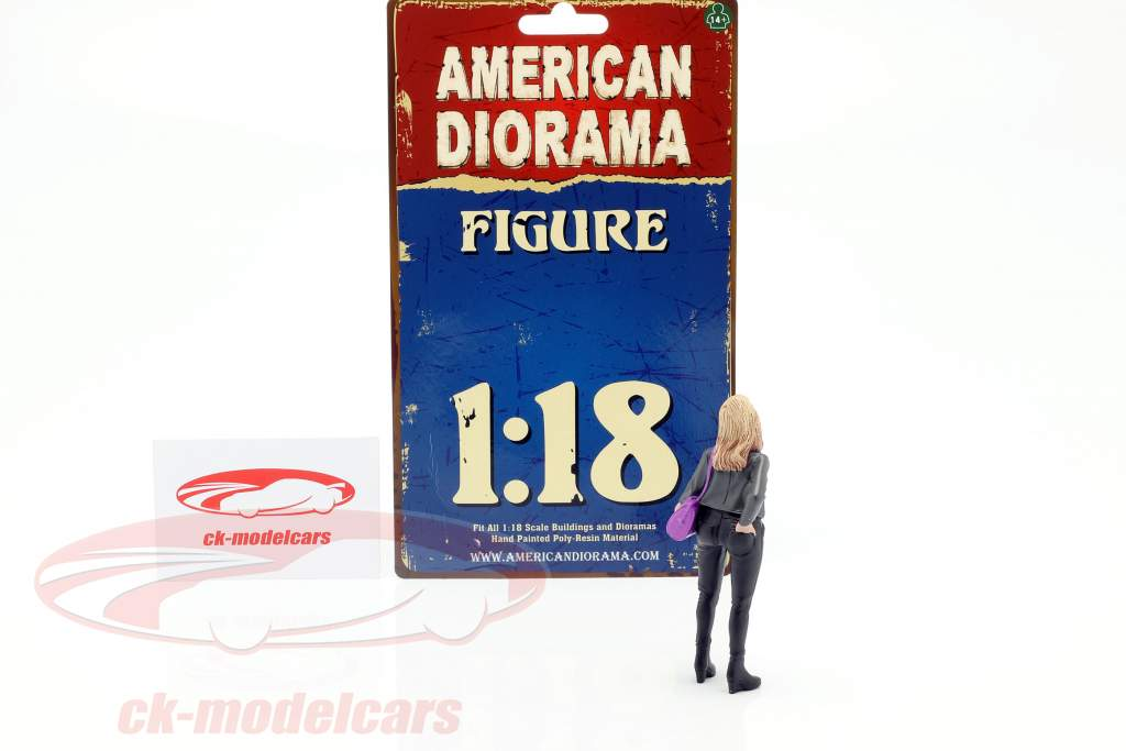 Ladies Night Angela figura 1:18 American Diorama
