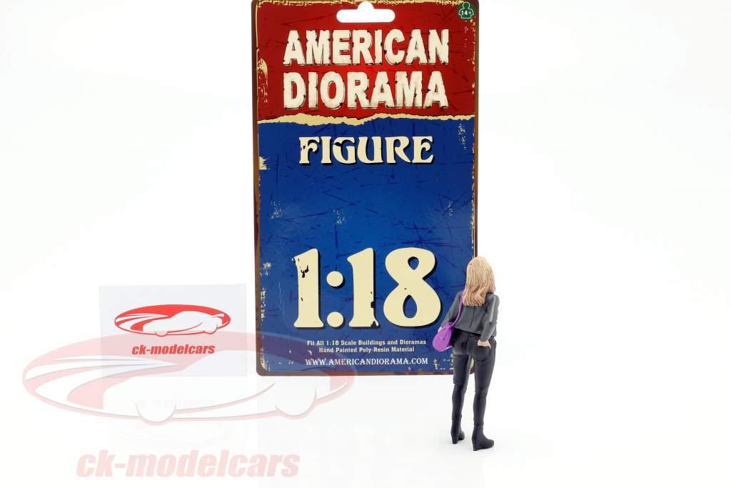 Ladies Night Angela figure 1:18 American Diorama