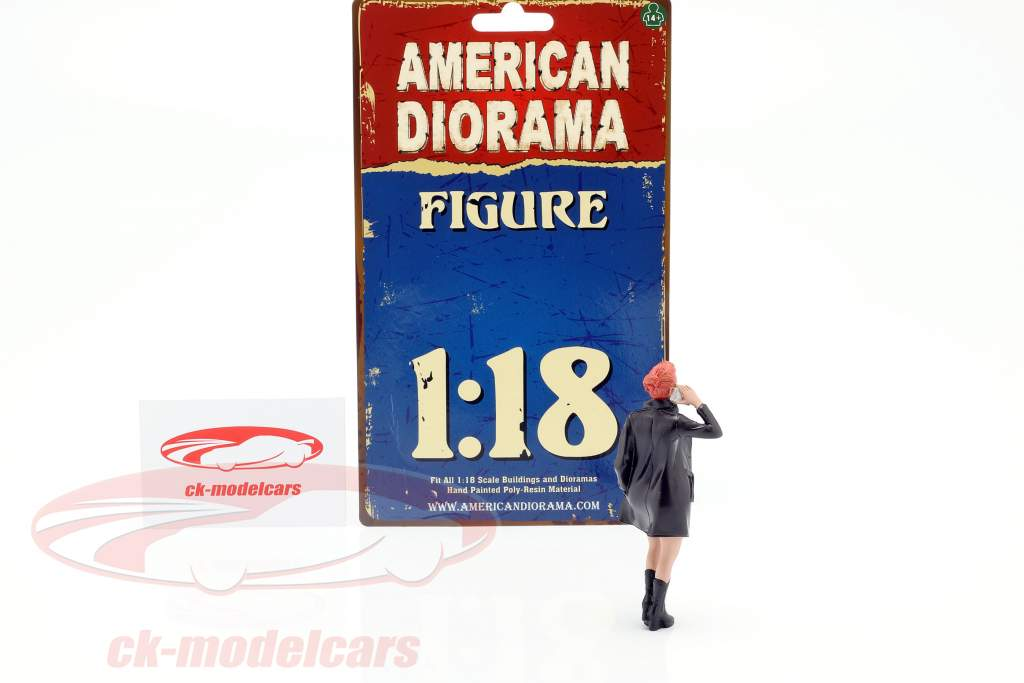 Ladies Night Gianna cifra 1:18 American Diorama