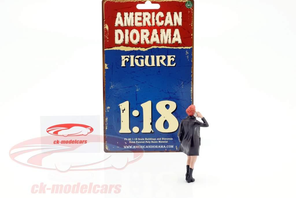 Ladies Night Gianna figuur 1:18 American Diorama
