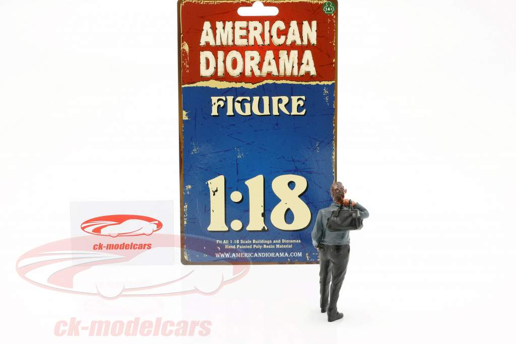 Ladies Night Tom figure 1:18 American Diorama