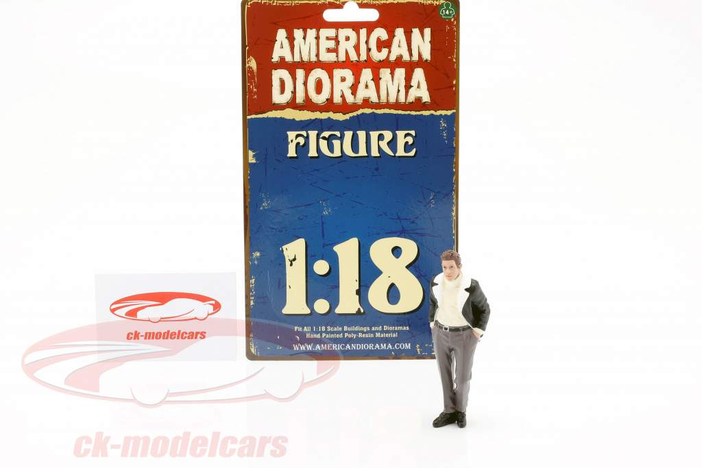 Ladies Night Marco figuur 1:18 American Diorama