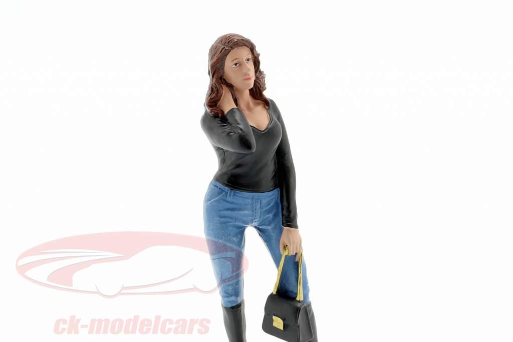 Ladies Night Lindsay figure 1:18 American Diorama