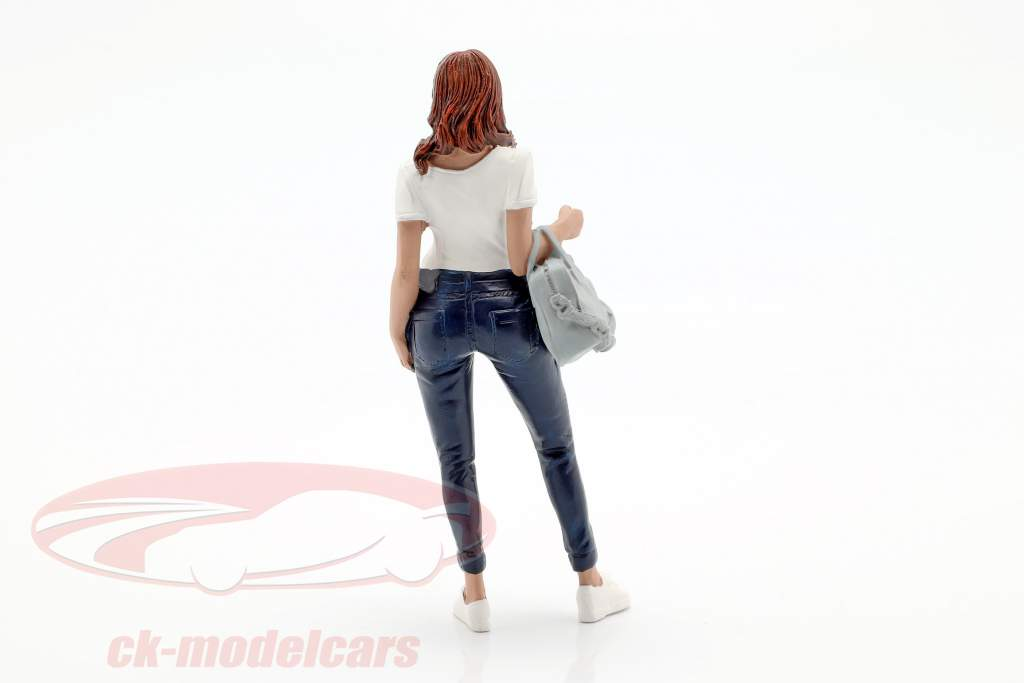 Ladies Night Elle figura 1:18 American Diorama