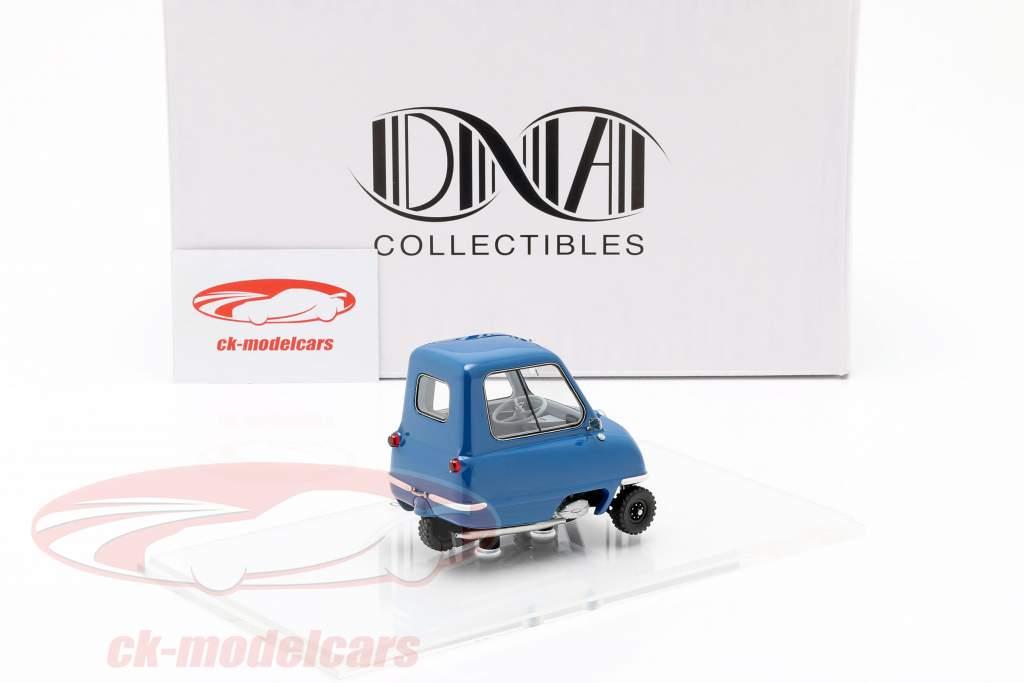 Peel P50 Opførselsår 1964 blå 1:18 DNA Collectibles