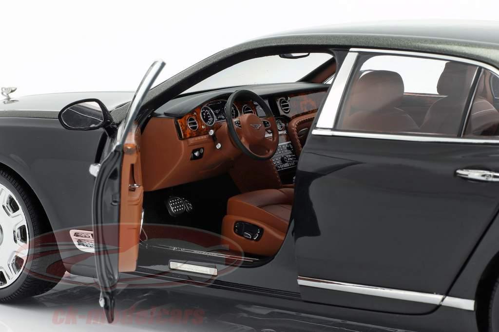 Bentley Mulsanne Speed año de construcción 2017 esmeralda verde 1:18 Almost Real