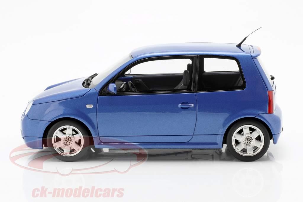 Volkswagen VW Lupo GTI Opførselsår 2000 blå metallisk 1:18 OttOmobile