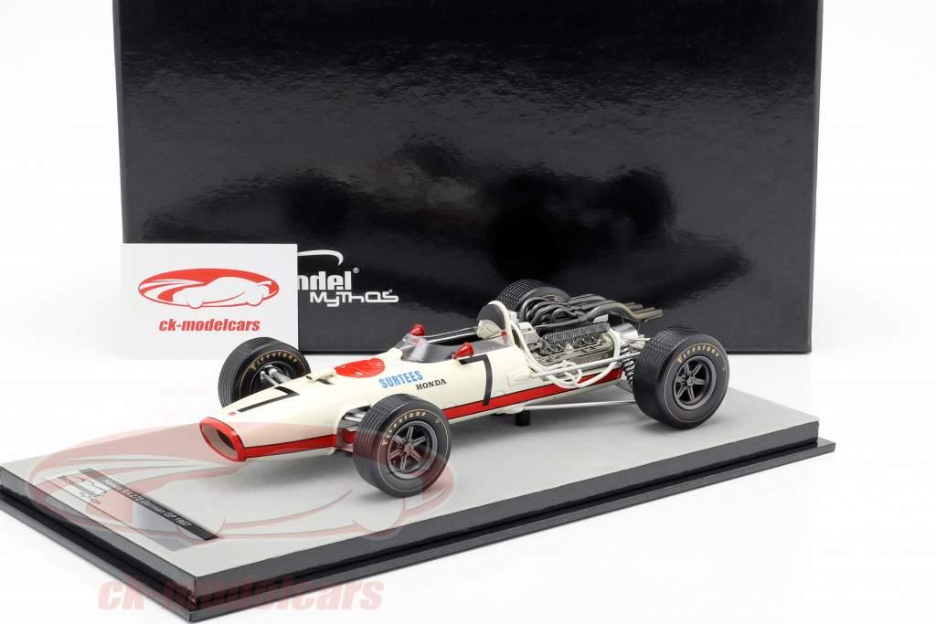 John Surtees Honda RA273 #7 Alemania GP fórmula 1 1967 1:18 Tecnomodel