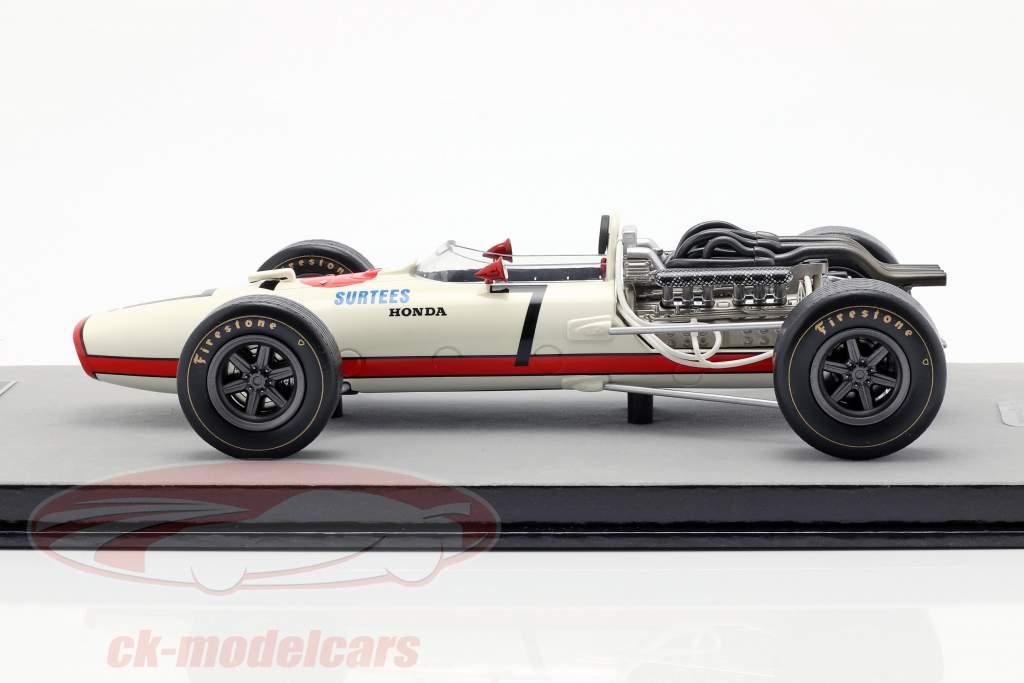 John Surtees Honda RA273 #7 Tyskland GP formel 1 1967 1:18 Tecnomodel