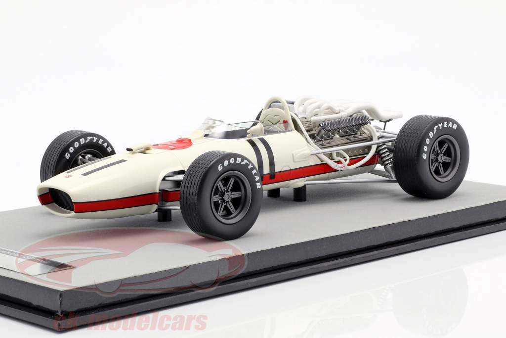 John Surtees Honda RA273 #11 3e Zuid-Afrika GP formule 1 1967 1:18 Tecnomodel