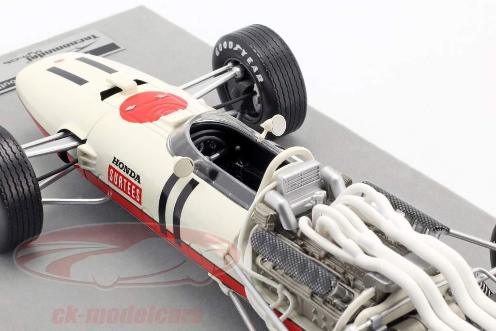 John Surtees Honda RA273 #11 3 Afrique du Sud GP formule 1 1967 1:18 Tecnomodel