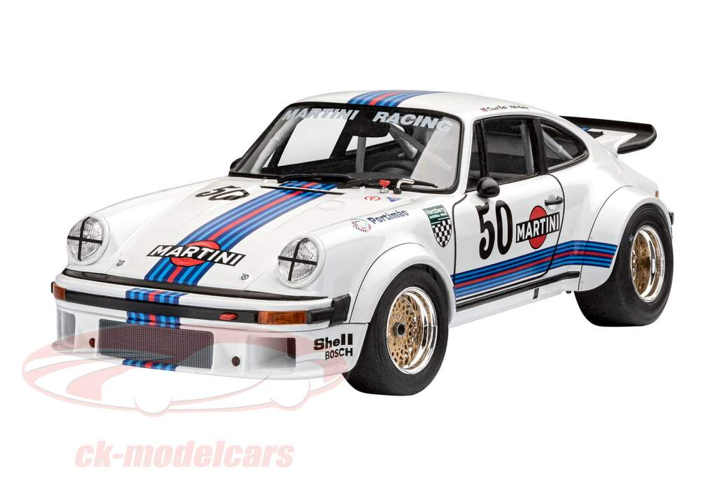 Porsche 934 RSR Martini Racing #50 equipo 1:24 Revell
