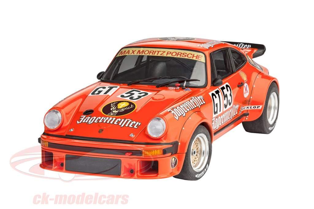Porsche 934 RSR Jägermeister #53 estojo 1:24 Revell