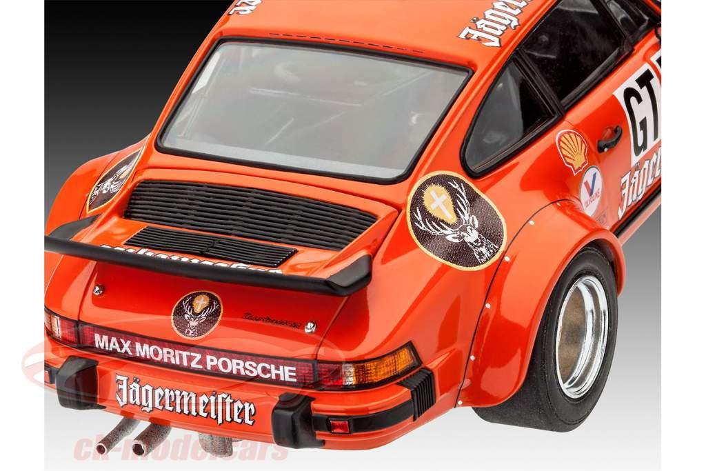Porsche 934 RSR Jägermeister #53 trousse 1:24 Revell