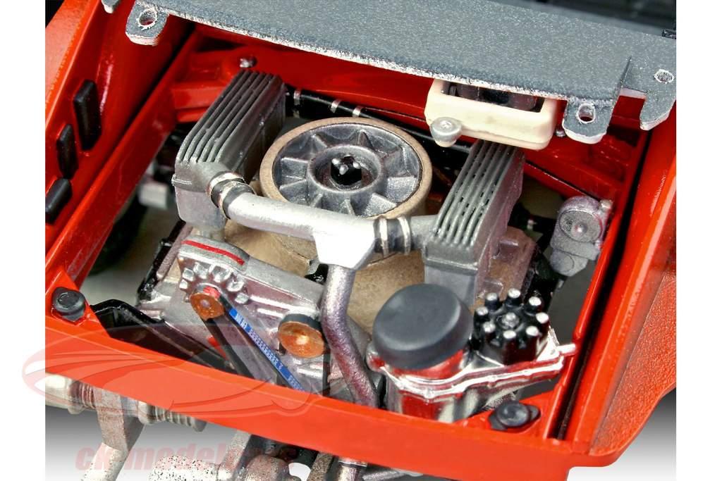 Porsche 934 RSR Jägermeister #53 Bausatz 1:24 Revell