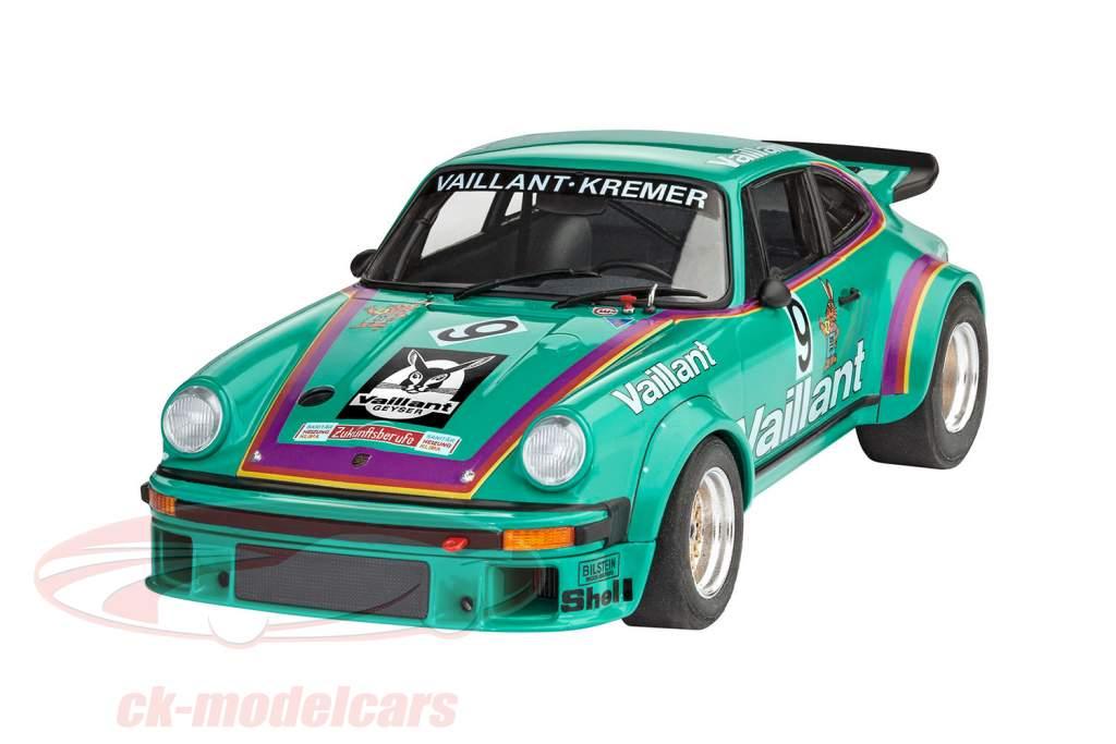 Porsche 934 RSR Vaillant #9 equipo 1:24 Revell