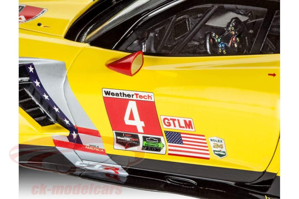 Chevrolet Corvette C7.R #4 kit 1:24 Revell