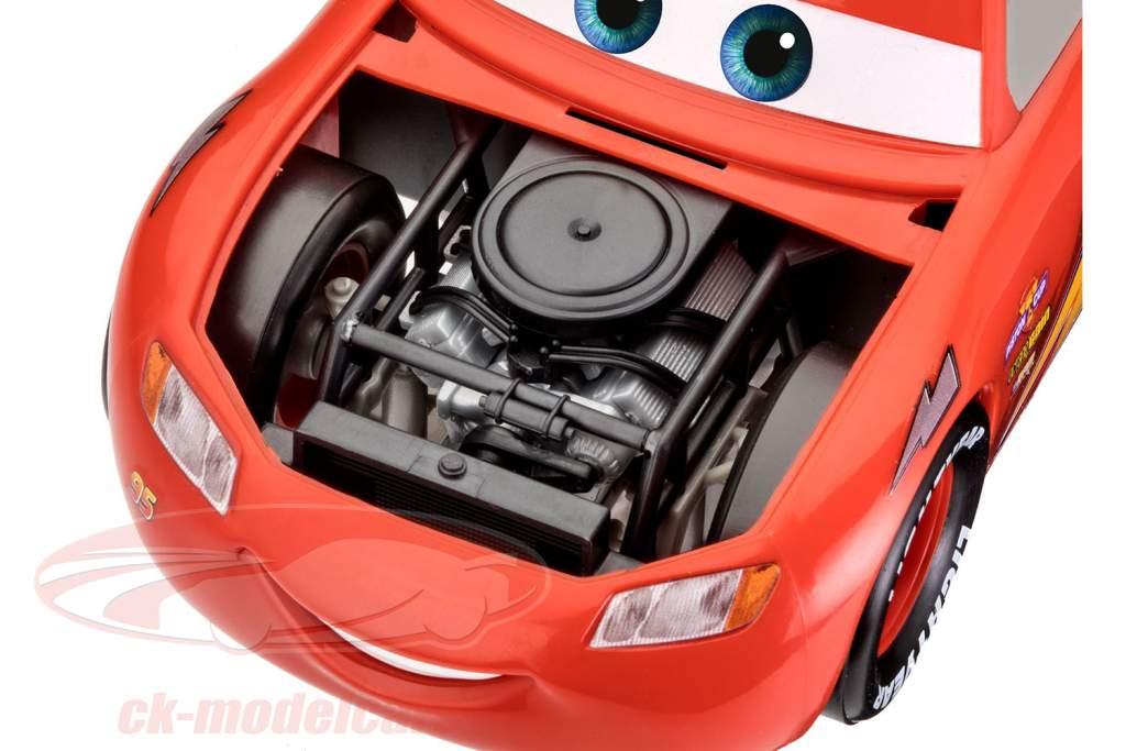 Lightning McQueen Cars trousse 1:24 Revell