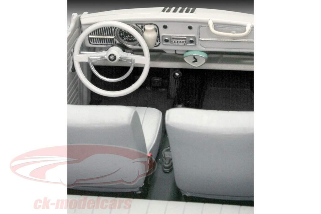 Volkswagen VW Beetle Limousine année de construction 1968 trousse 1:24 Revell