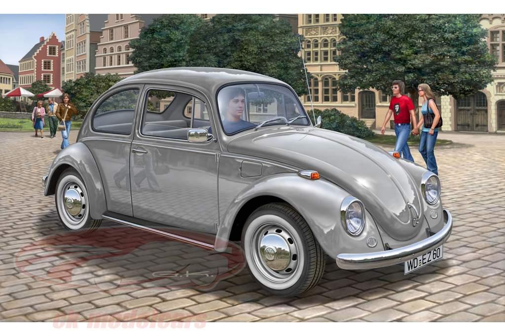 Volkswagen VW Beetle Limousine Baujahr 1968 Bausatz 1:24 Revell