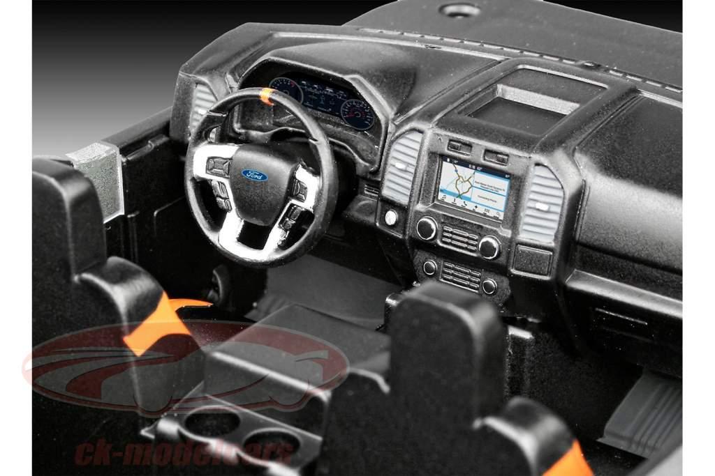 Ford F-150 Raptor Bausatz rot 1:25 Revell