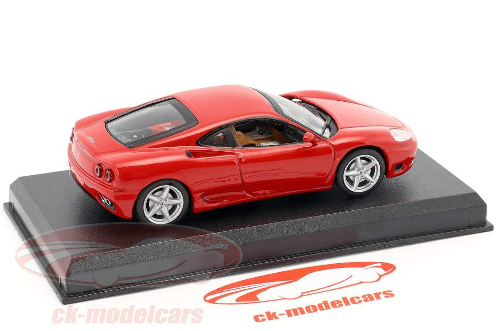 Ferrari 360 Modena année 1999-2005 rouge 1:43 Altaya