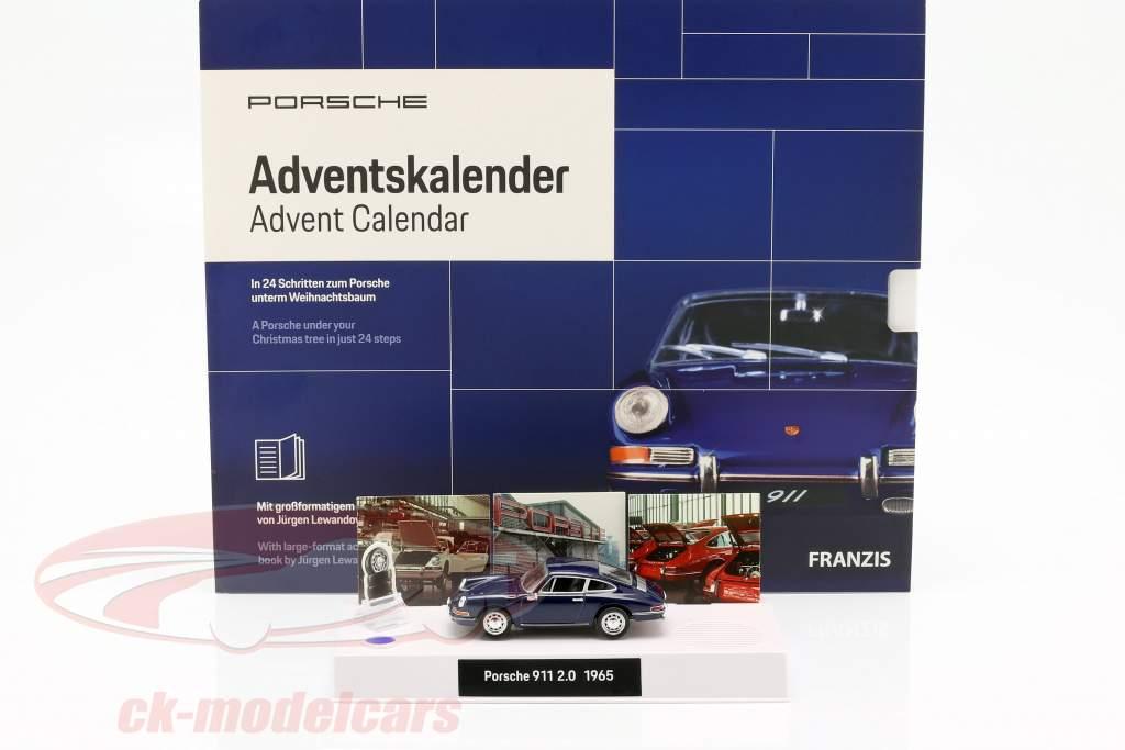 Porsche Advent Calendar 2019: em 24 passos ao Porsche abaixo o árvore de Natal